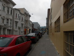 Minna Street, San Francisco